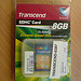 Transcend SDHC card